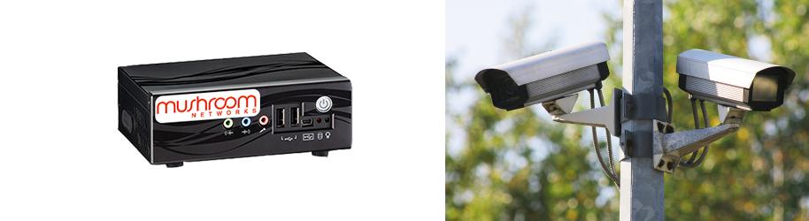 ThirdEye: wireless 3G 4G LTE connectivity for PTZ surveillance video